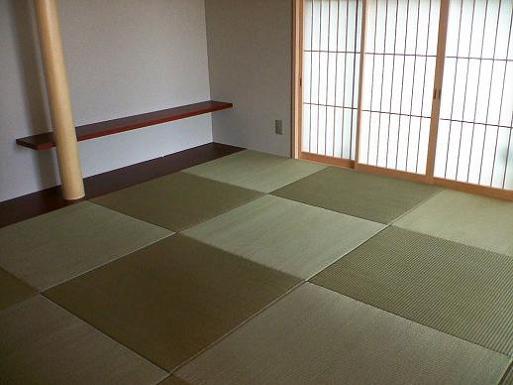 日本の伝統文化 たたみのことなら当店にお任せください