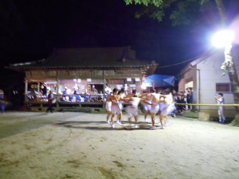 「はだかもみ」の行は、栃木の祭り百選に選ばれています。